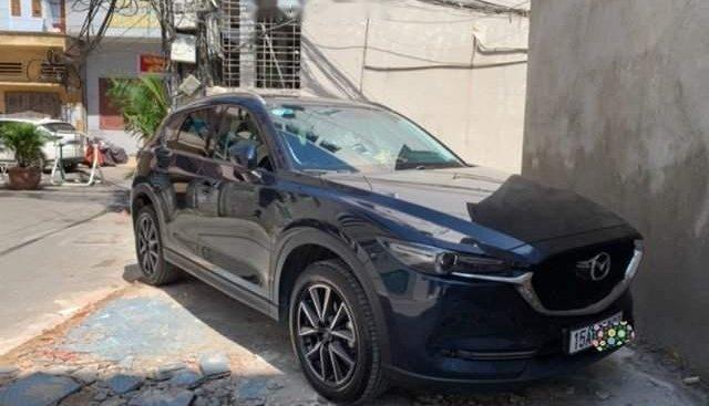 Bán Mazda CX 5 2.0 năm sản xuất 2018, màu xanh lam, chính chủ