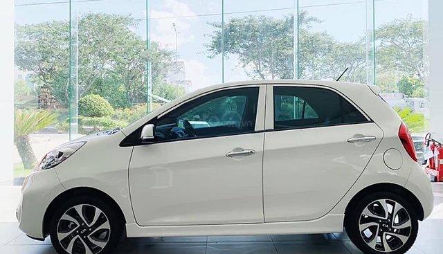 Bán xe Kia Morning Luxury sản xuất năm 2019, màu trắng