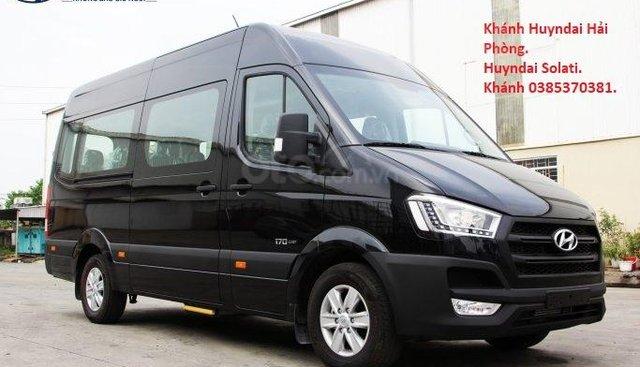 Bán ô tô Hyundai Solati sản xuất năm 2019, màu đen