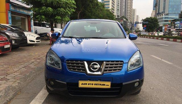 Bán Nissan Qashqai 2.0 AT 2009, dẫn động 4*4, nhập khẩu, 425 triệu