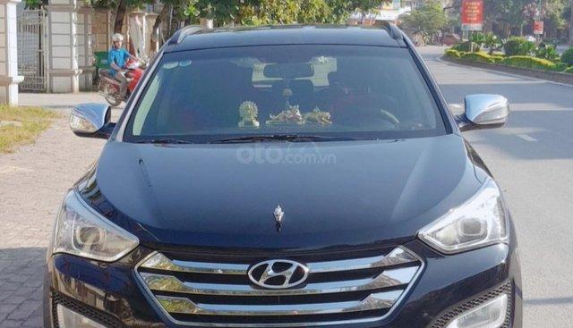 Bán xe Hyundai Santafe 7 chỗ năm 2013