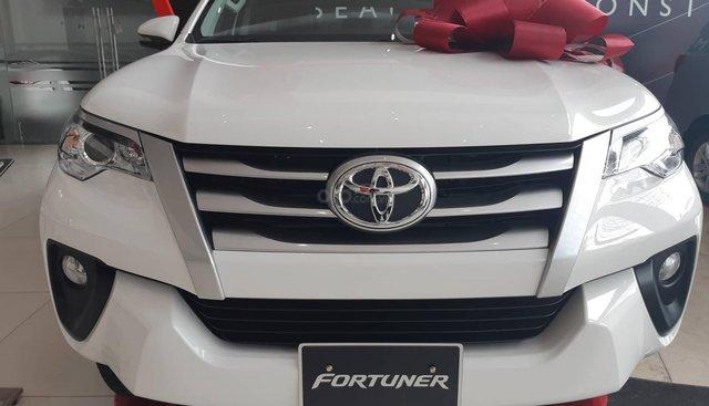Bán Toyota Fortuner G 2019, số sàn, máy dầu, lắp ráp trong nước