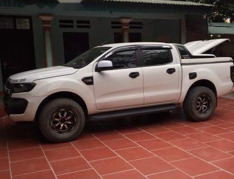 Bán Ford Ranger sản xuất năm 2016, màu trắng, nhập khẩu