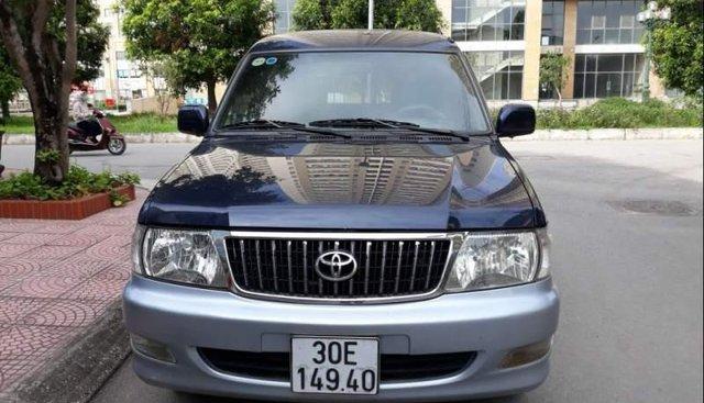 Bán xe Toyota Zace GL đời 2005, màu xanh dưa