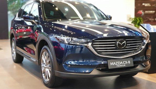 Bán Mazda CX-8 7 chỗ, full size, cỡ lớn, đủ màu sẵn xe giao ngay