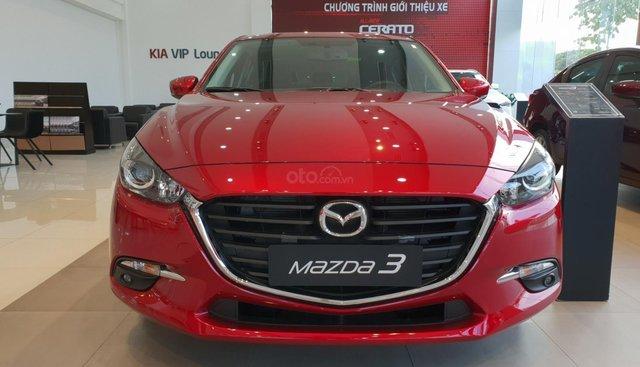 Mazda 3 2019, ưu đãi cực khủng T7, chỉ 180tr nhận xe ngay