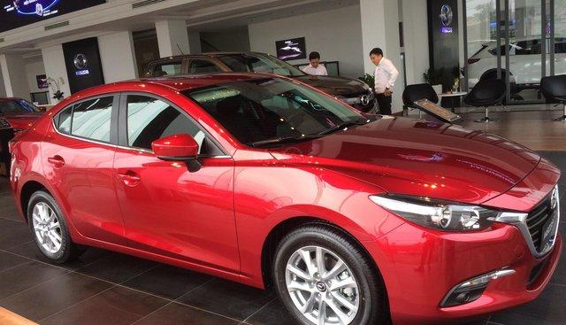 Bán Mazda 3 ưu đãi khủng, xe có ngay