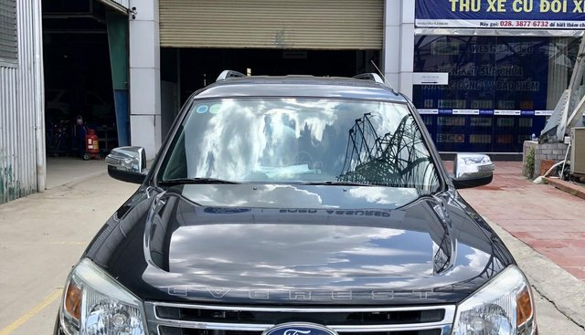 Bán xe Everest MT 2014 máy dầu, xe bán tại hãng Western Ford có bảo hành