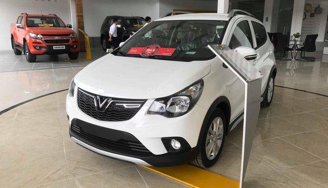 Bán ô tô VinFast Fadil 1.4 CVT 5 chỗ năm 2019, màu trắng