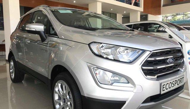 Ford Ecosport trả trước 150 triệu giao xe ngay