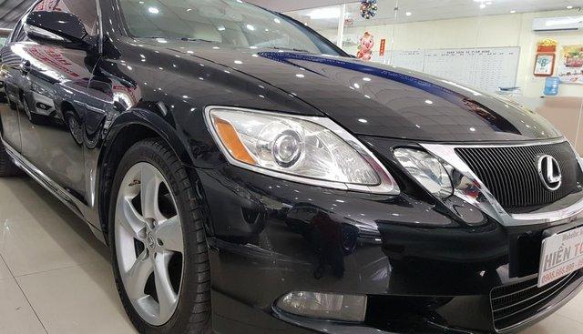 Bán Lexus GS350 sản xuất 2009, màu đen, xe nhập