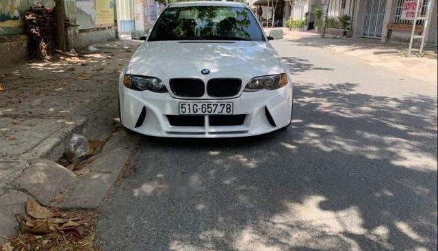 Cần bán gấp BMW 3 Series 318i 2.0 2004, màu trắng, nhập khẩu, lên full Sport ngay chủ