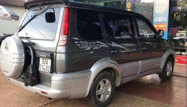 Cần bán Mitsubishi Jolie năm sản xuất 2004, màu xám, xe chạy ổn định