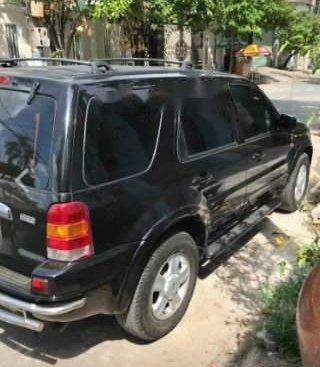 Bán Ford Escape V6 3.0 2003, xe nhà đi giữ kỹ, không đâm đụng, ngập nước, còn zin máy, nội thất còn tốt
