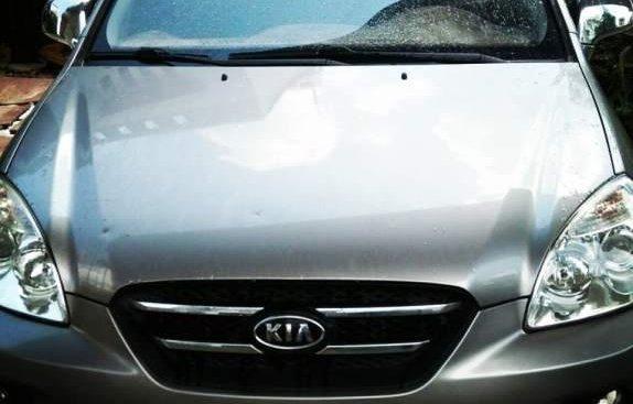 Cần bán Kia Carens năm sản xuất 2009, màu xám, nhập khẩu