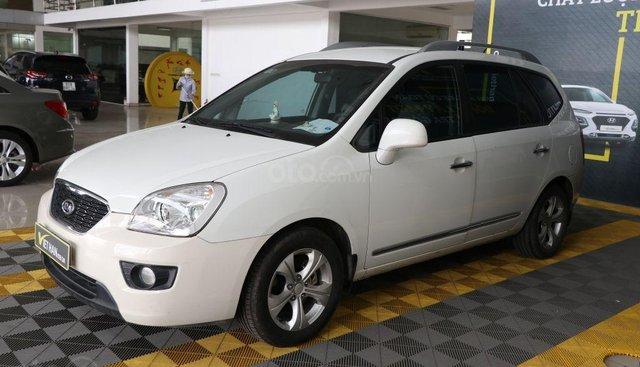 Cần bán Kia Carens EX 2.0MT sản xuất năm 2016, màu trắng