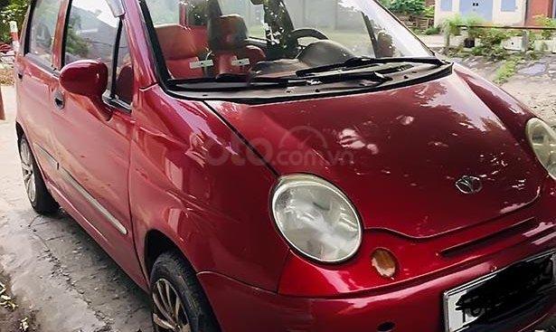 Bán Daewoo Matiz sản xuất năm 2005, màu đỏ