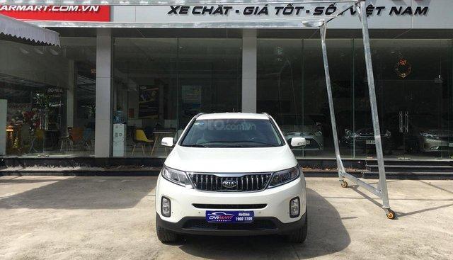 Cần bán Kia Sorento GAT 2.4 năm 2018, màu trắng, 756 triệu