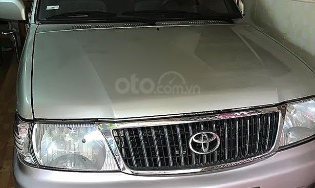 Bán ô tô Toyota Zace GL năm sản xuất 2005