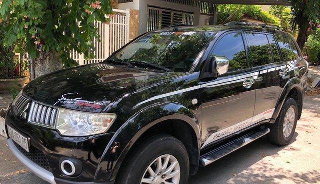 Bán Mitsubishi Pajero Sport sản xuất năm 2012, màu đen, nhập khẩu