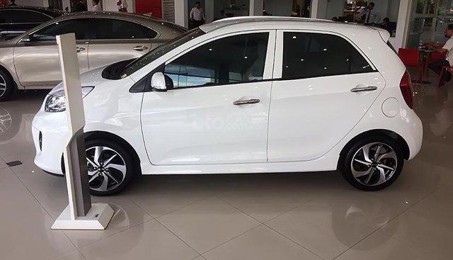 Cần bán xe Kia Morning S AT năm 2019, màu trắng