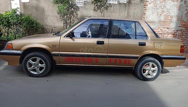Cần bán Honda Civic sản xuất 1990, xe nhập giá cạnh tranh