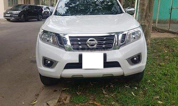 Bán Nissan Navara EL 2.5AT 2WD 2016, màu trắng, nhập khẩu