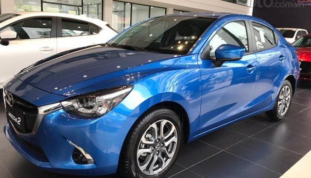 Bán Mazda 2 SD 2019 nhập khẩu 100% - hotline: 0369.150.550
