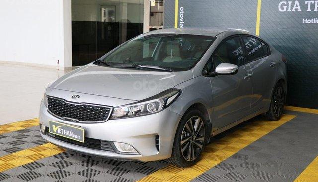 Bán ô tô Kia Cerato 1.6MT 2018, màu bạc