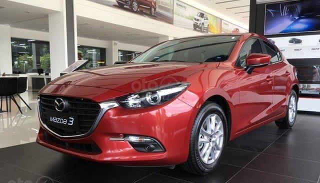 Bán Mazda 3 năm 2018, giá 669tr