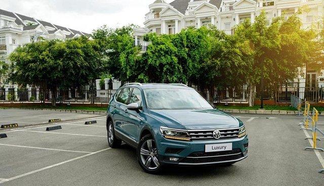 Volkswagen Tiguan Allspace Luxury 2019, phiên bản giới hạn, quà tặng 20 triệu