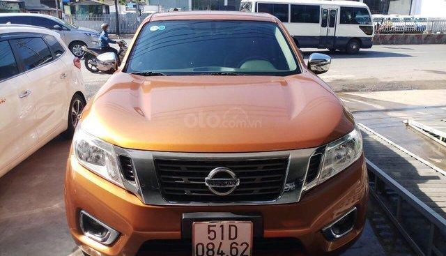 Bán Nissan Navara đời 2016, màu cam, nhập khẩu Thái Lan