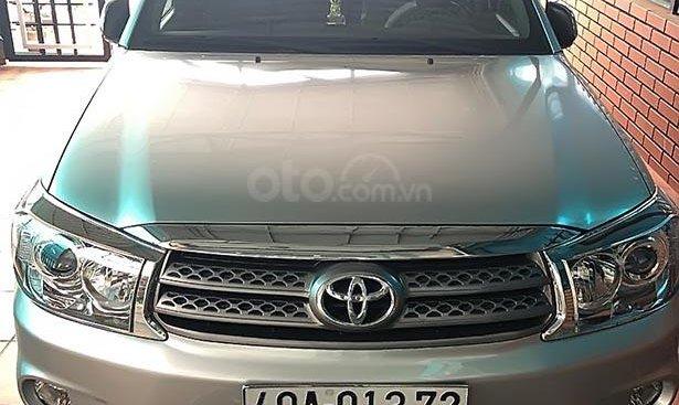 Bán Toyota Fortuner 2.7V 4x4 AT năm sản xuất 2012
