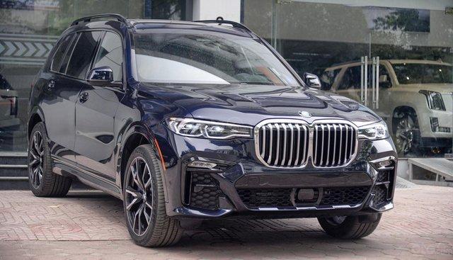BMW X7 xDrive40i đời 2019, nhập khẩu nguyên chiếc, mới 100%