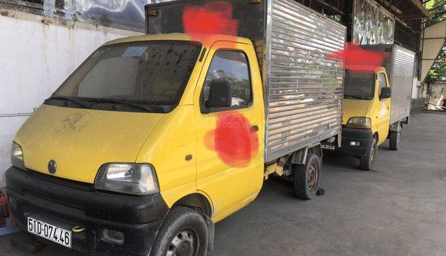 Bán 2 xe tải SYM T880 (màu vàng) đời 2009