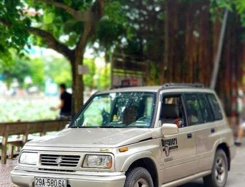 Cần bán gấp Suzuki Vitara đời 2004, xe chính chủ