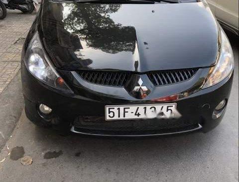 Cần bán lại xe Mitsubishi Grandis năm 2005, màu đen, xe đẹp