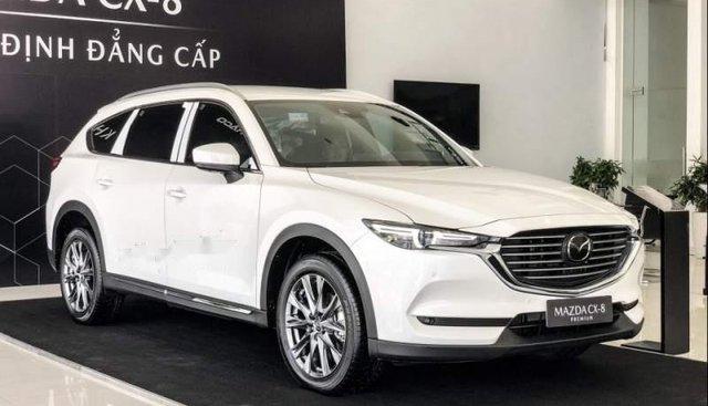 Cần bán xe Mazda CX-8 đời 2019, màu trắng