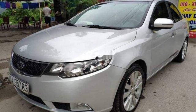 Bán lại xe Kia Forte 2012, màu bạc, chính chủ, 410tr