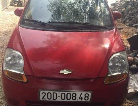 Cần bán gấp Chevrolet Spark Van đời 2013, màu đỏ như mới, xe zin từ trong ra ngoài