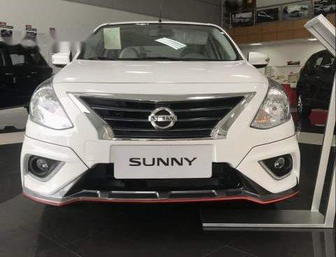 Bán xe Nissan Sunny đời 2019, màu trắng, 460 triệu