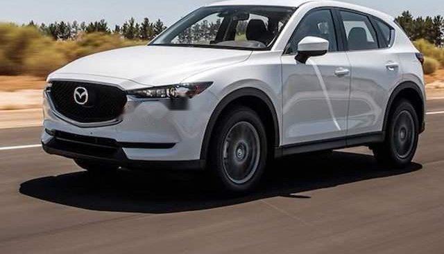 Bán Mazda CX 5 đời 2019, màu trắng, nhập khẩu