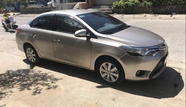 Bán xe cũ Toyota Vios đời 2018, màu bạc