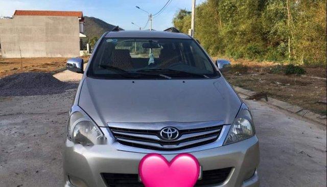 Bán lại xe Toyota Innova 2008, màu xám, giá 243tr