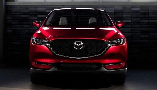 Bán Mazda CX 5 2019, màu đỏ, nhập khẩu