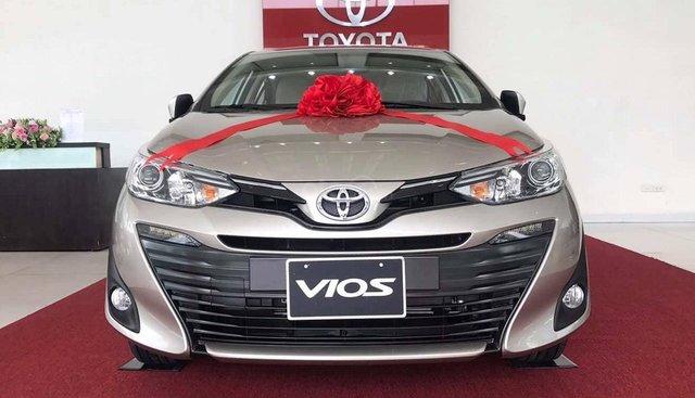 Bán xe Toyota Vios 2019 mới 100%, giá chỉ từ 460 triệu tại Toyota Bắc Ninh