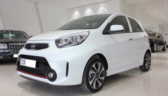 Bán ô tô Kia Morning Si sản xuất năm 2018, màu trắng giá cạnh tranh