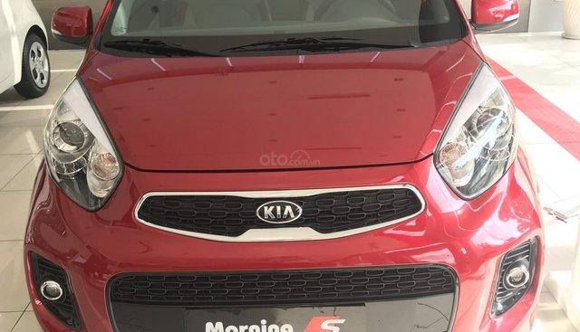 Bán xe Kia Morning Luxury, giá ưu đãi trả trước 120 triệu nhận xe ngay
