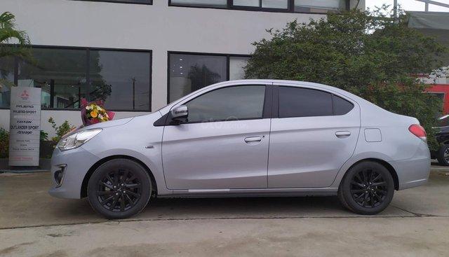 Xe Mitsubishi Attrage sản xuất 2019, xe nhập nhiều ưu đãi