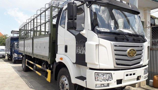 Xe tải Faw 9 tấn 6, thùng dài 7m, nhập khẩu 6 máy